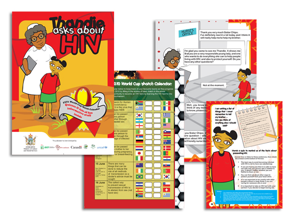 2010 – Africa Goal Booklet (Child Version)