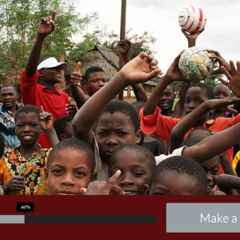 Africa Goal Donate