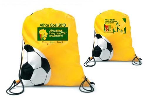 2010 – Vuvuzelas, T-shirts & Bags