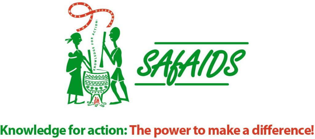 Thank you to SAfAIDS