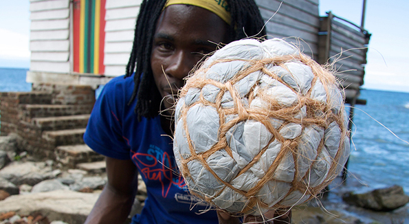The Making of a Football