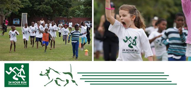Harare International School 24 Hr Run Fundraiser