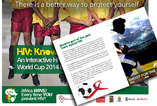 2014 – Africa Goal Booklet (Adult Version)