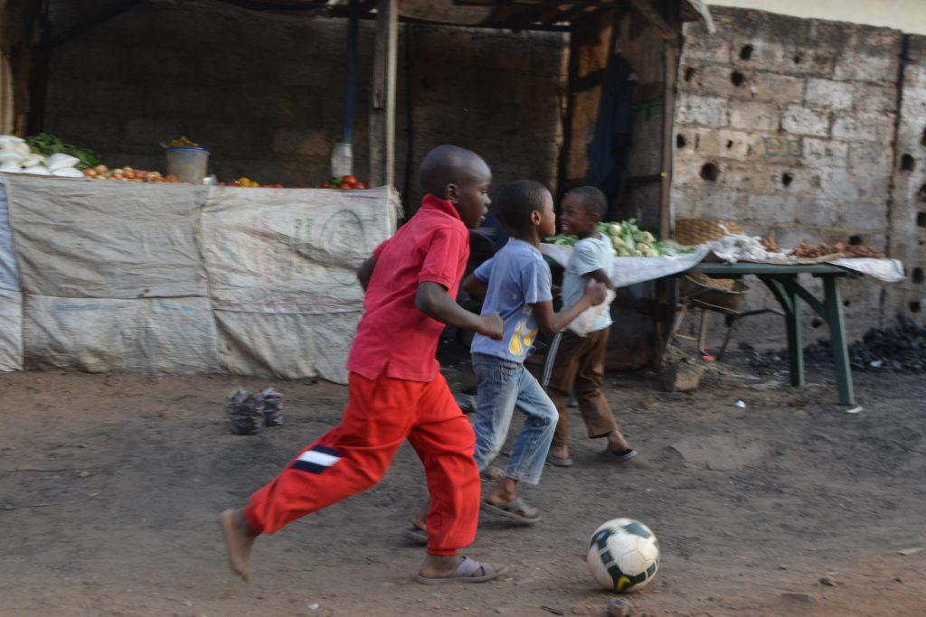 Football Trading – Lusaka streetball