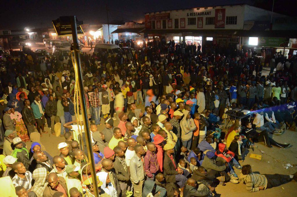 Day 32 – World Cup Final – Main Bus Terminal, Chinhoyi, Zimbabwe