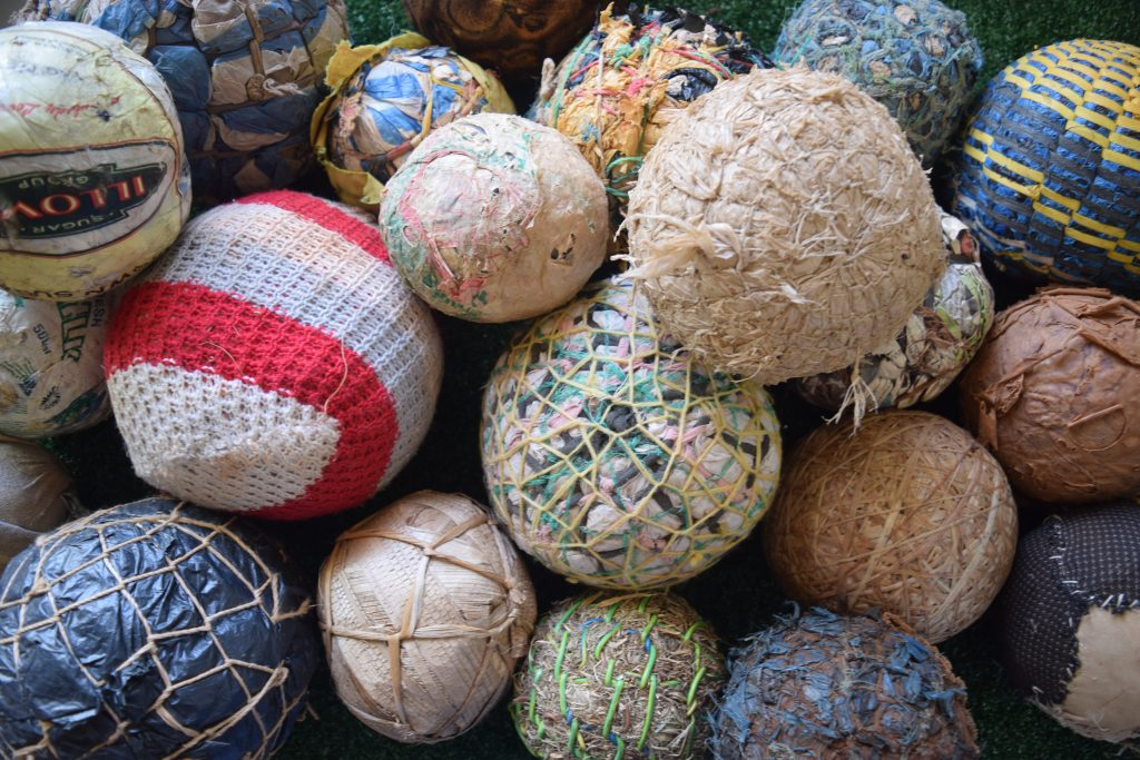 Footballs Made in Africa!